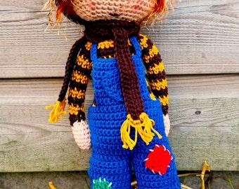 Haakpatroon Keessie/crochet pattern Keessie