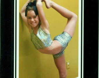 Gymnastic and cheer practice wear