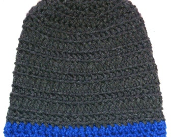 Backloop Madness Crocheted hat PATTERN