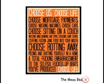"""Shop """"choose life"""" in Art & Collectibles"""