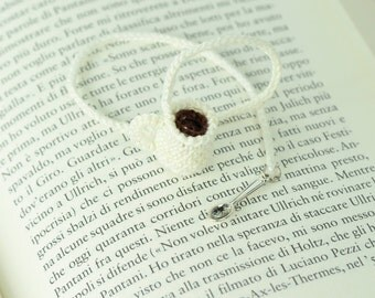 Bookmark coffee cup