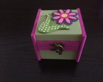 Customized Medium Wooden Box