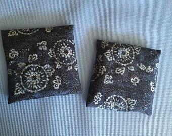 Yoga Palm Pillows - 1 Pair