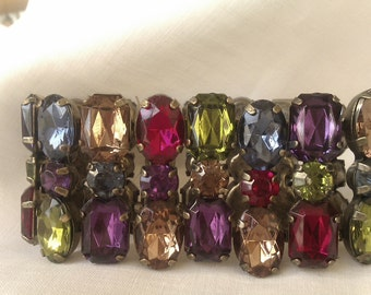 BRACELET in a myriad of GEMSTONE COLORS