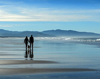 Togetherness On the Oregon Coast