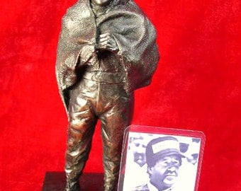 Mario Andretti Limited Edition Figurine By LEGENDS FOREVER Formula 1 F1 Motor Racing Champion Figure Statue Only 1000 Made Indianapolis 500