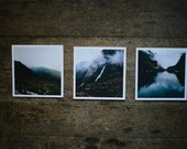 Peruvian Andes Triptych Prints