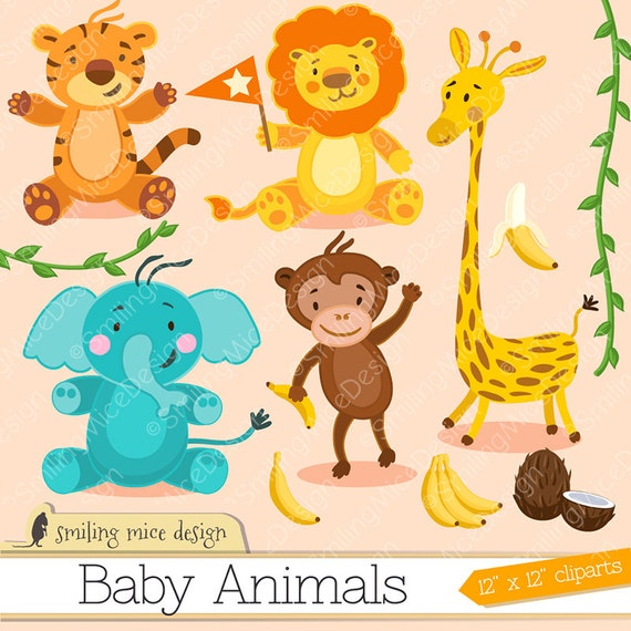 animals clipart pack - photo #23