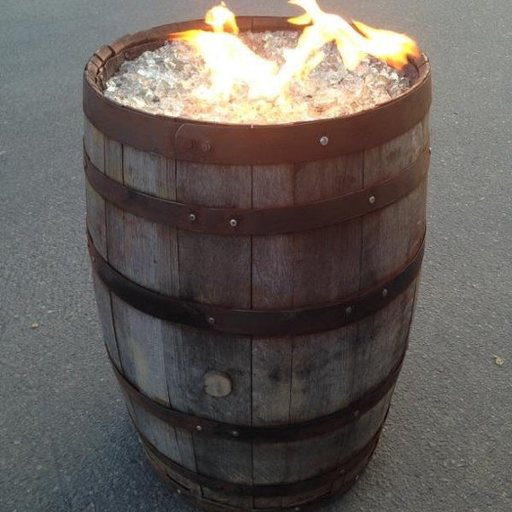 wine barrel pit wine barrel whisky by