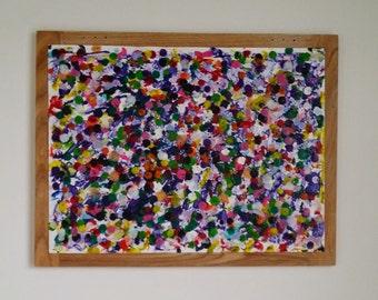 Speckle- texturized color, home decor