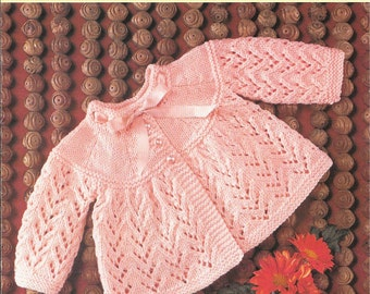 3 Ply Knitting Patterns Baby Free : Emu 8576 Etsy