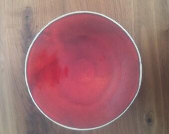 Plate ceramic