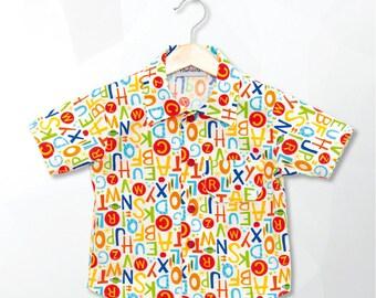 A-B-C Shirt