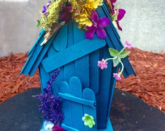 Fairy Garden House, Cottage