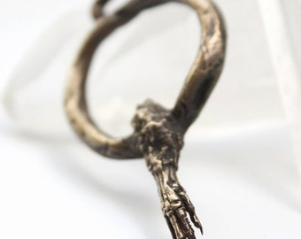 Black Ring Chain Pleiades