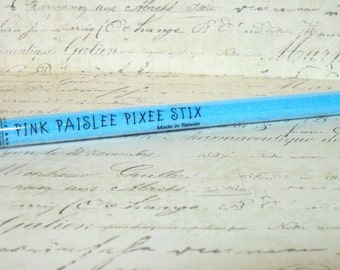 Pink Paislee - Pixie Stix of Glitter!  Berry Blue
