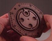Laser-cut Omer Counter