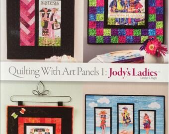Pattern Booklet - Jody's Ladies