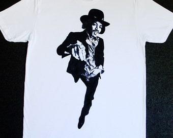 Jimi Hendrix on Carnaby Street