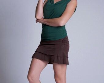 Soy and Organic Cotton Ostara Skirt