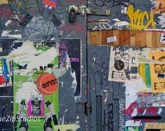 East London graffiti photograph. London photography, urban, art print, East London art, wall art, contemporary