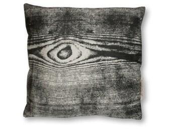 Woodgrain Pillow