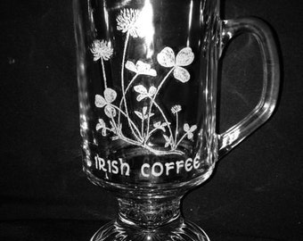 8 Ounce Irish Coffee Mug