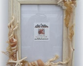 Seaside Starfish Shabby Chic Picture Frame