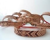 One Size Fits All Leather Bracelets