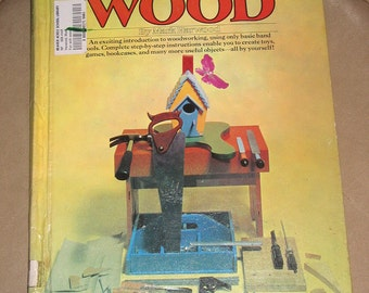Fun with Wood, beginner woodworking projects, Homeschool, crafting w kids