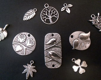 Nature Charms (EMB-102)