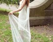 Flower crown veil, wedding head piece, bridal crown, white flower circlet, wedding veil, hair accessory