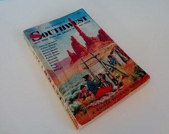 The American Southwest by Natt Dodge & Herbert Zim 1955 Paperback Golden Guide