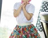 no 791 Ariel Circle Skirt 2 PDF Patterns with FREE Leggings pattern