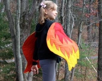 Phoenix Wings for Mythological Flights of Fancy
