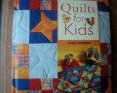 Quilts for Kids Hardbound by Elaine Hammond