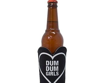 Dum Dum Girls Beer Cozy