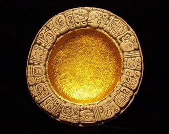 Golden Maya sundish