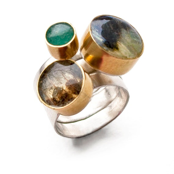 Cicada Stack Rings