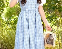 Dorothy Wizard of Oz Costume Women's Adult