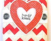 Hugs and Kisses Coupon Book