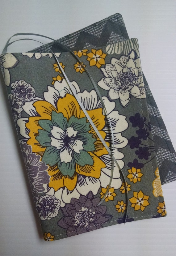 Fabric Book Covers Etsy : Bold floral fabric nwt bible cover by kingdomcovers on etsy