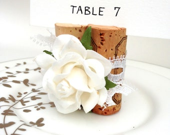 sample wine cork place card holder wine themed bridal shower wine themed gifts