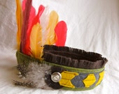 Boy's Indian Headdress // Stretch to fit // for 3 & up