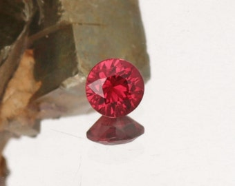 Fine Red Ruby for Gemstone Engagement Ring or Other Gemstone Jewelry