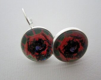 Picky Pekingese Earrings