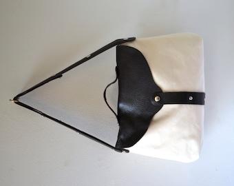 Leather and Canvas Handbag, Messenger, Purse, Shoulder Bag, Portfolio, Notebook, Netbook, Laptop Bag, School Bag...