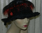 Funky Fashion Hat - Novelty Trim