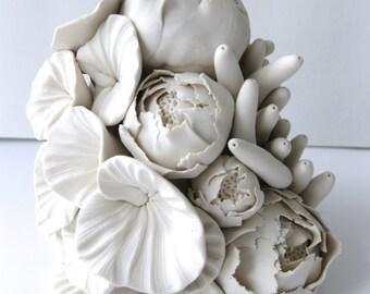 Flora Assemblage Sculpture