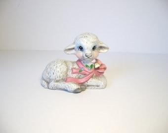 Lamb, ceramic lamb